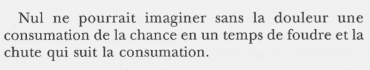 Georges Bataille, Le Coupable